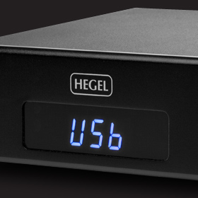Hegel Music Systems HD25