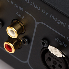 Hegel Music Systems H80